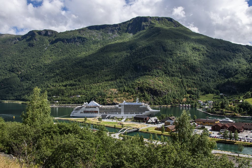 Discover Flåm, Norway on a Silversea cruise