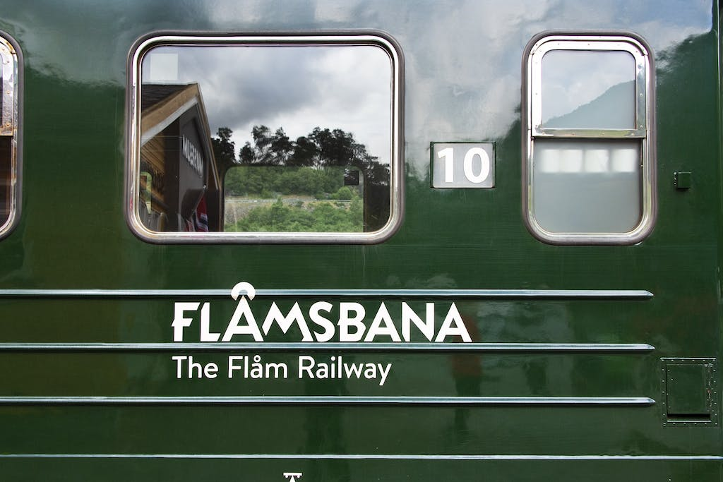 Enjoy the Flam Railway scenery on an unforgettable 12-mile journey.