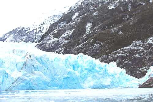 Garibaldi Glacier, Chile