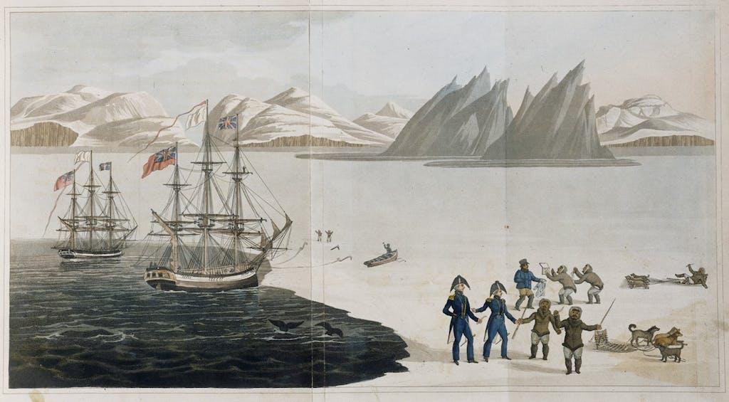 Northwest Passage facts
