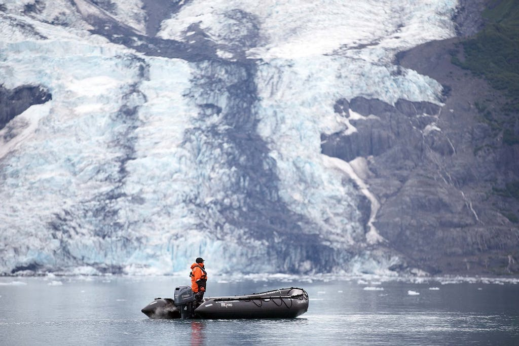 Prince William Sound, Harvard Glacier, Alaska glacier tours