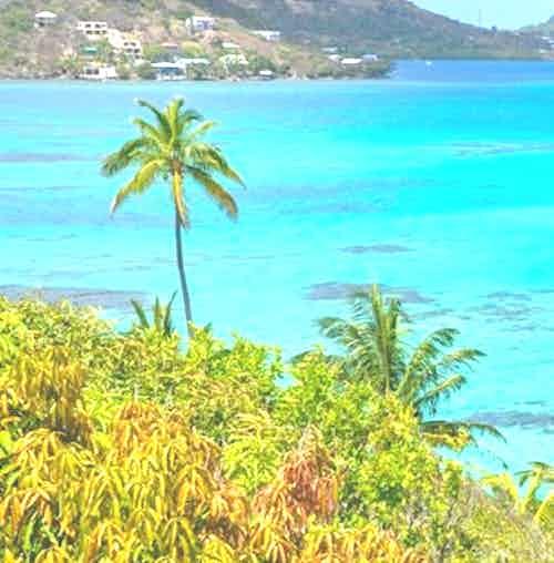 Providencia-island