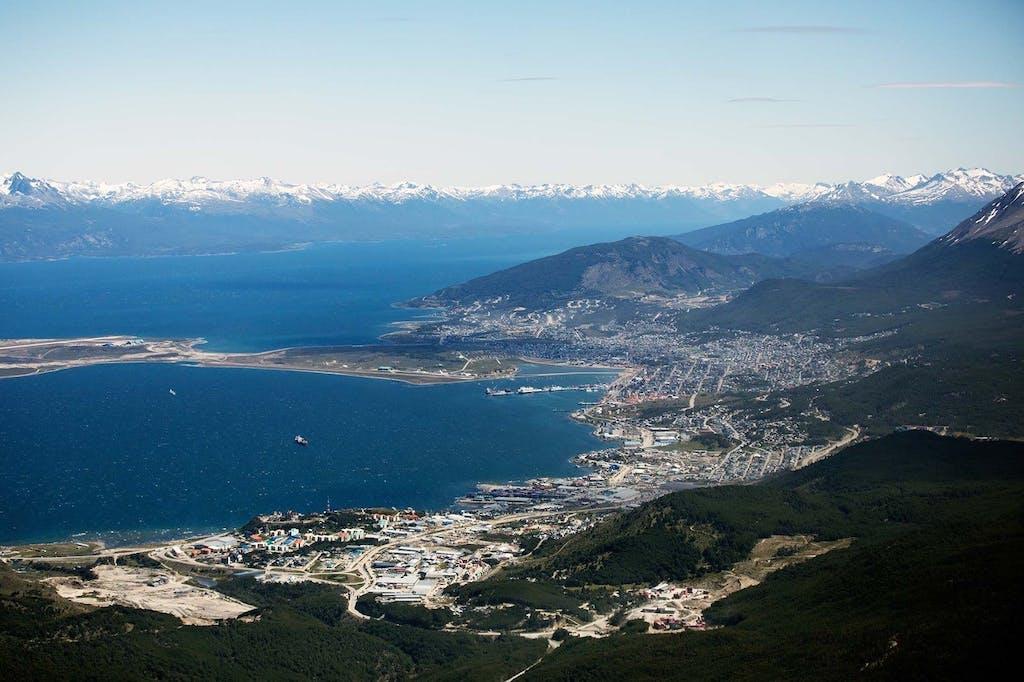 South America Drake Passage
