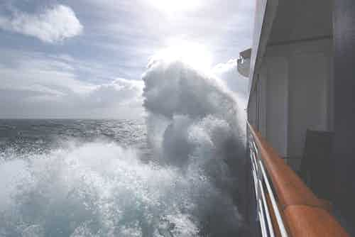 The Drake Passage, Antarctica