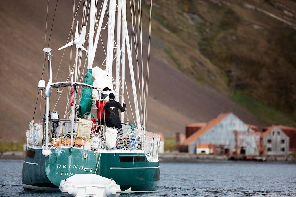 Grytviken-South-Georgia-island