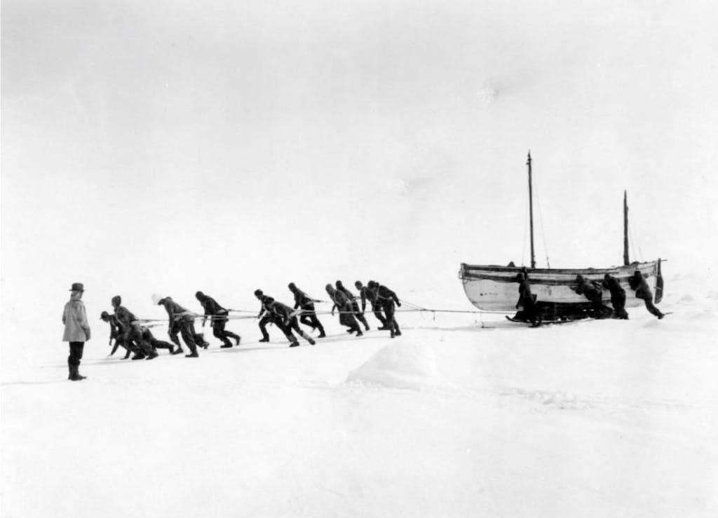 Ernest Shackleton - James Caird