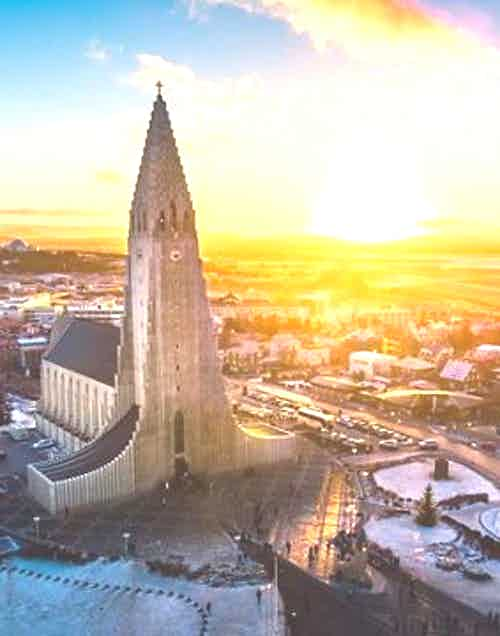 silversea-luxury-cruises-iceland-reykjavik