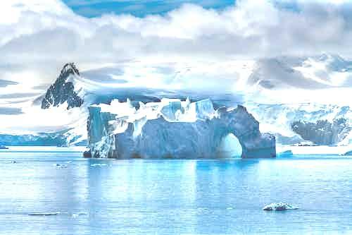 Steve McCurry in Antarctica