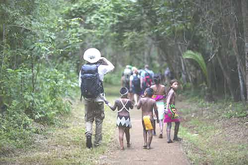 Darien Gap, Panama