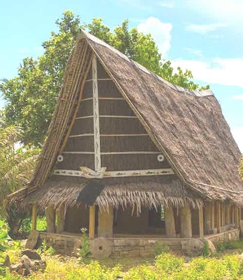 Yap Island, Micronesia