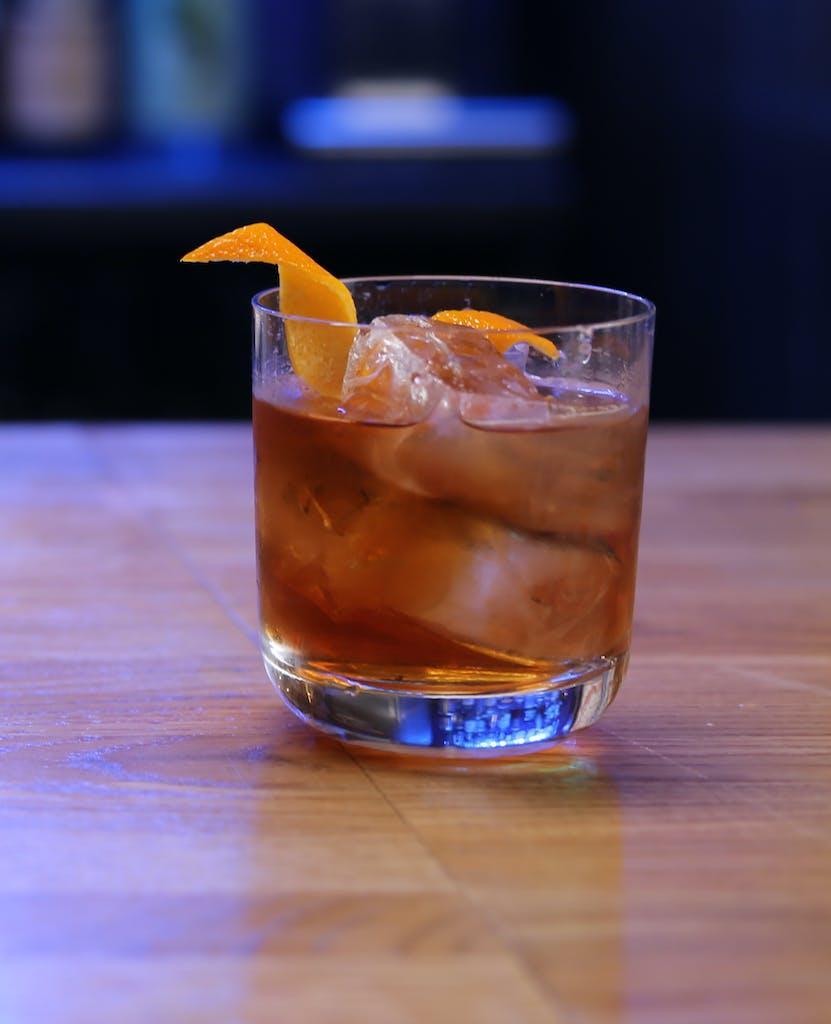 La Hora cocktail closeup