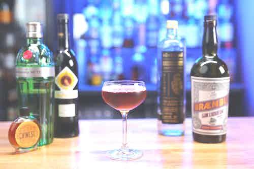 Ebenezer cocktail