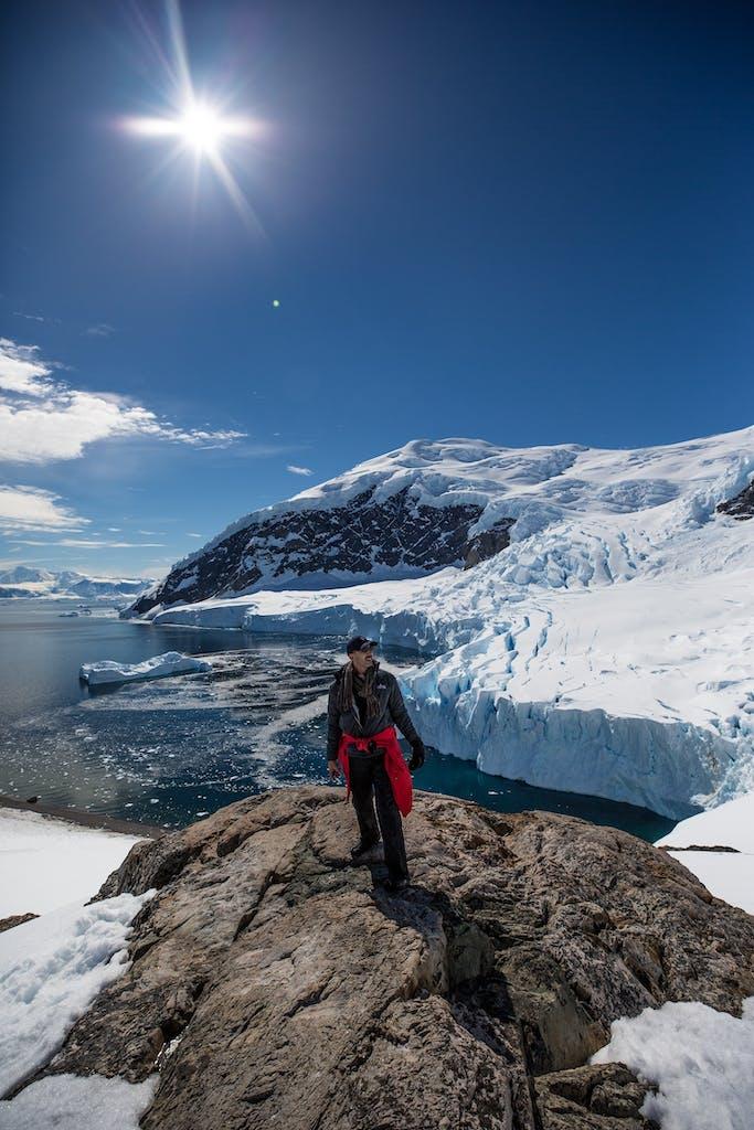 Best Antarctica viewpoint