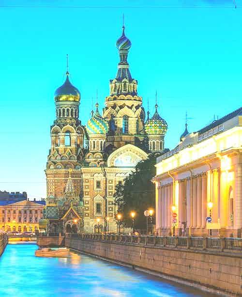European Grand Voyage - Silversea Cruises