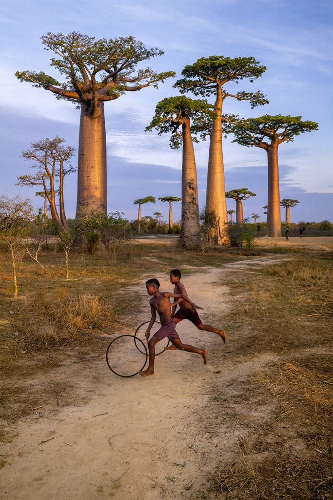 Madagascar by Steve McCurry
