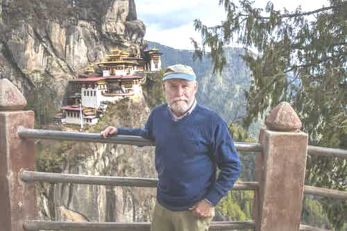 Steve McCurry in Bhutan