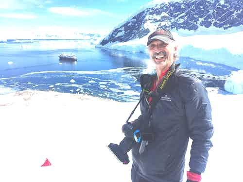 Dan Budasoff Antarctica