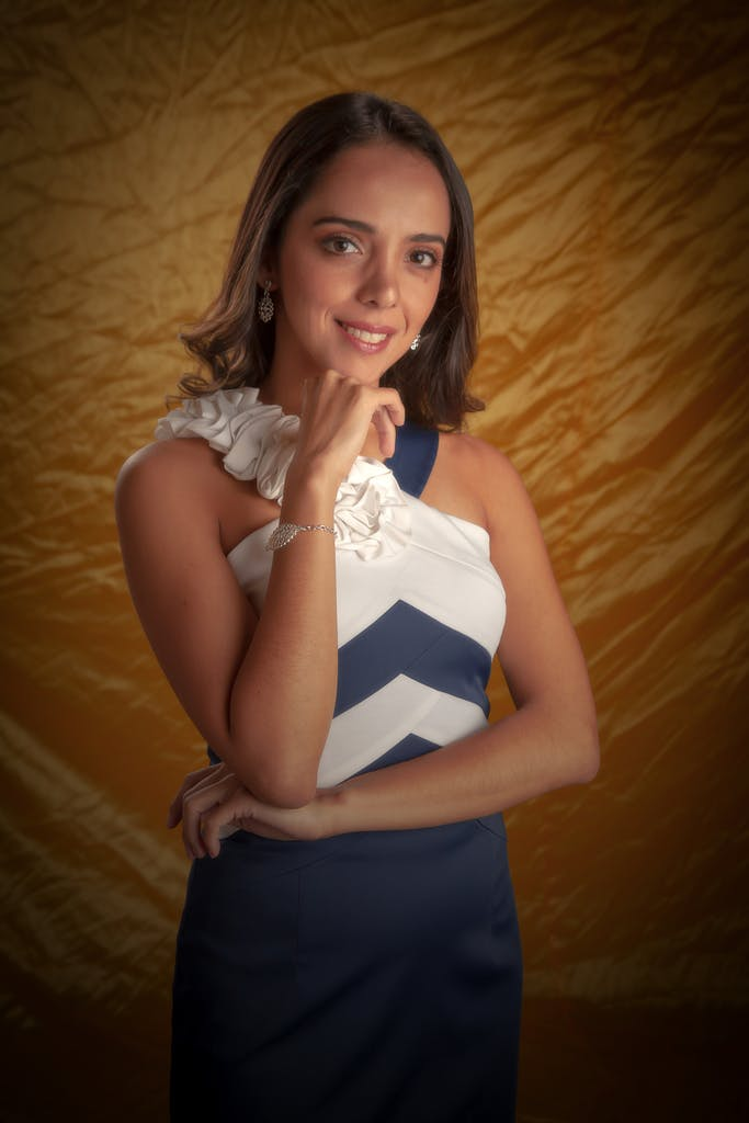 Mexican soprano Livier Morales