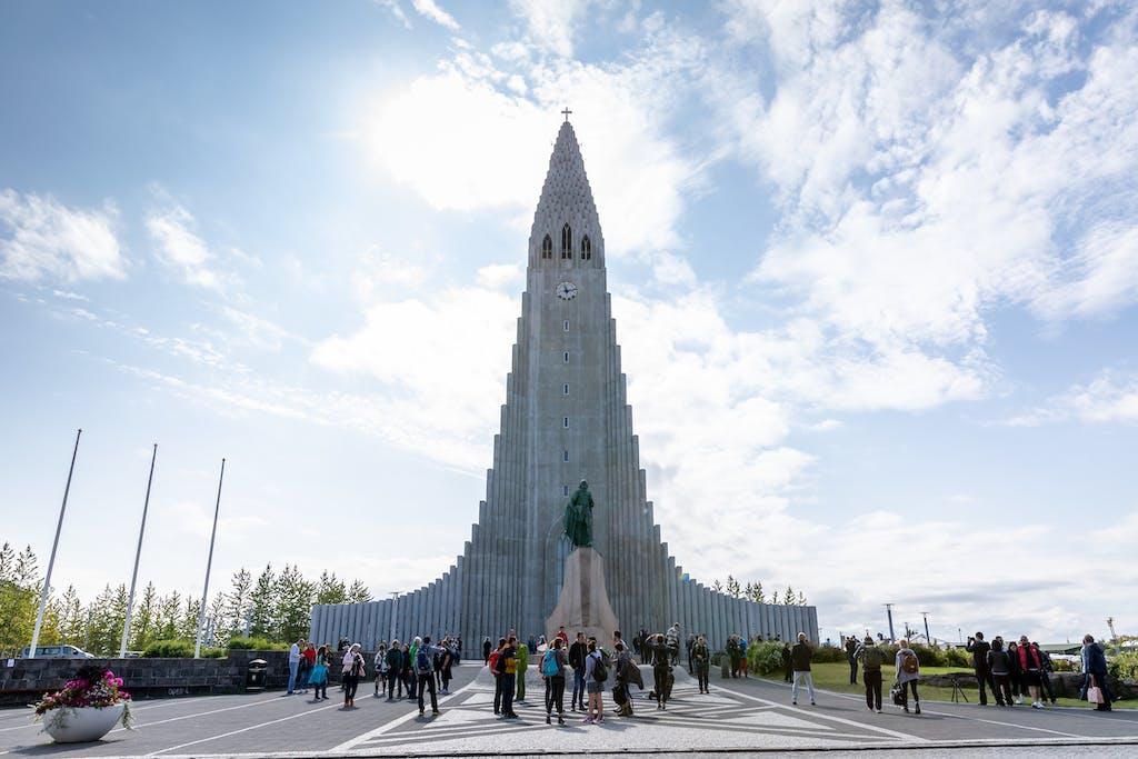 Hallgrímskirkja Cathedral, Reykjavik