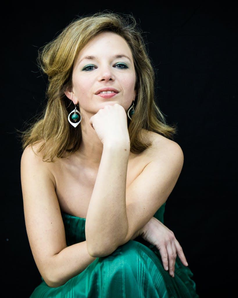 Helena Lackner in Perugia