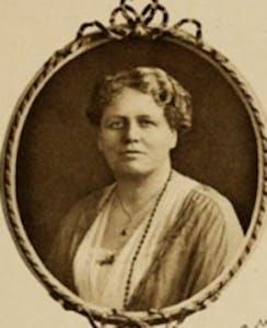 British explorer Katherine Routledge