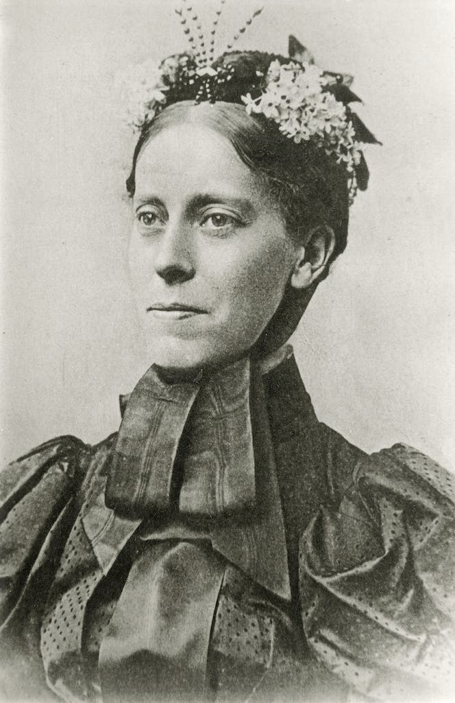Mary Kingsley, explorer of the Victorian Era.