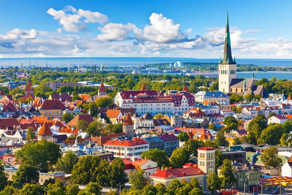 Tallinn, Estonia's capital