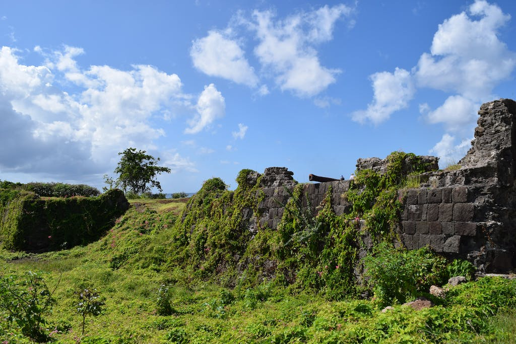 Ruins of Fort Charles, Nevis