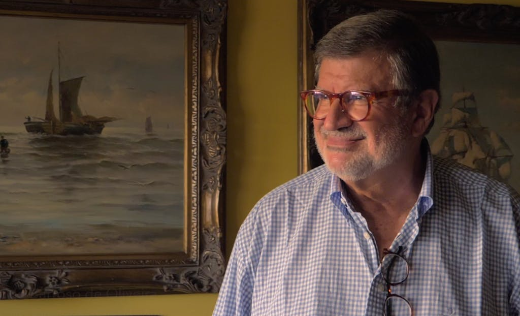 Silversea's Fernando Barroso de Oliveira