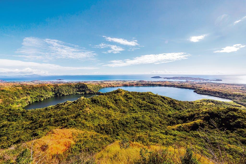 Lac Amparihibe in Nosy Be, Madagascar