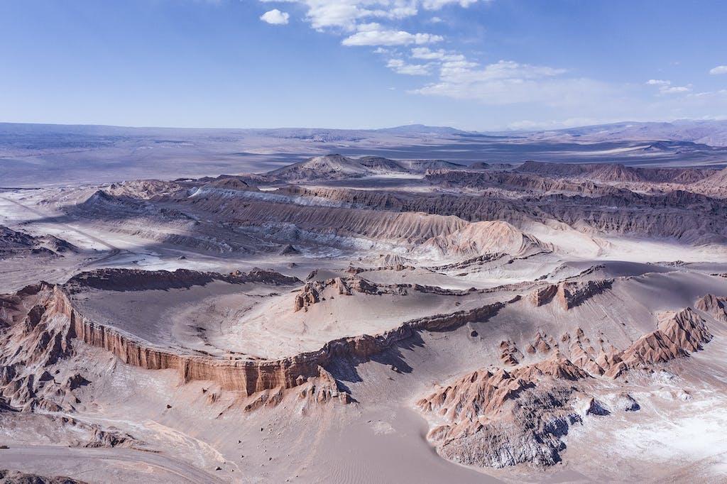 Chile's vast Atacama Desert