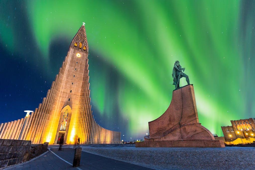Reykjavik's Hallgrímskirkja cathedral