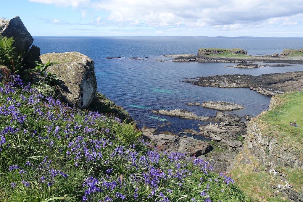 Isle of Lunga, Scotland