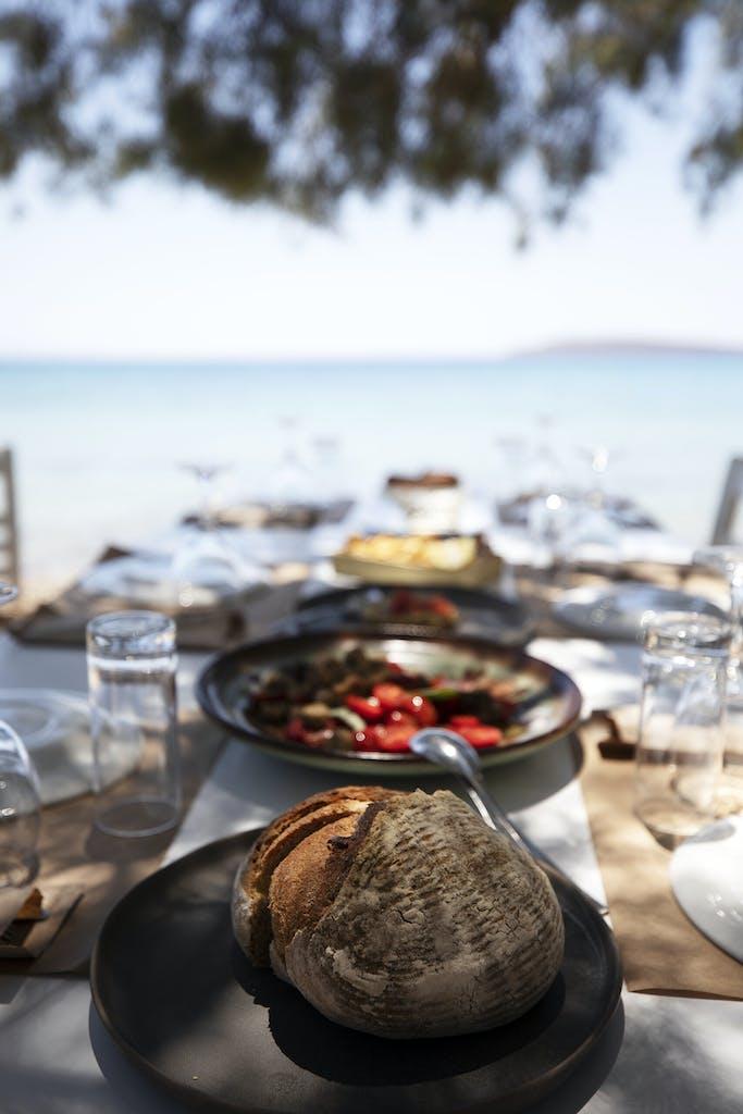 Thalassamou Restaurant in Paros