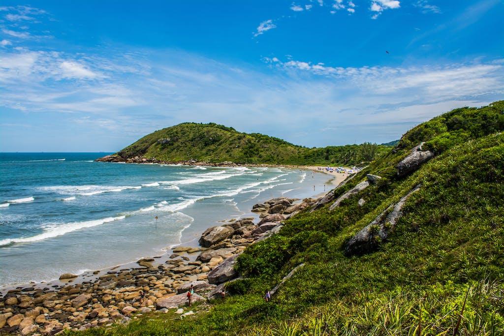 Ilha do Mel in Paranagua, Brazil