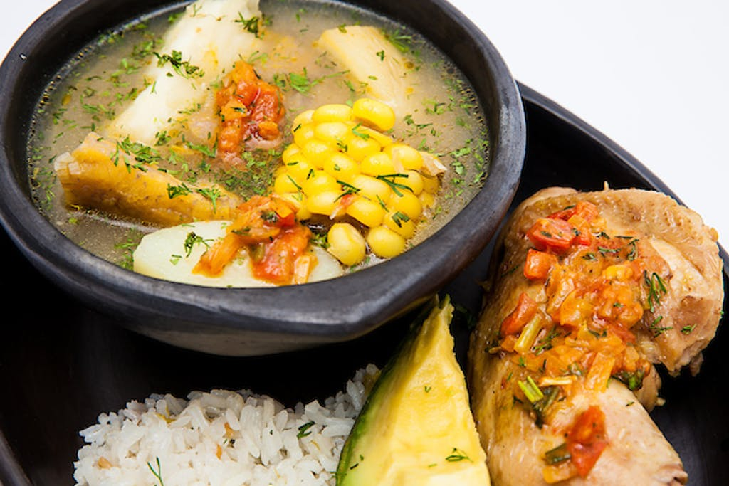 Sancocho is a staple of Caribbean cuisine
